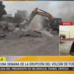 Guatemala Espera Donaciones Emergencia Volcán Fuego
