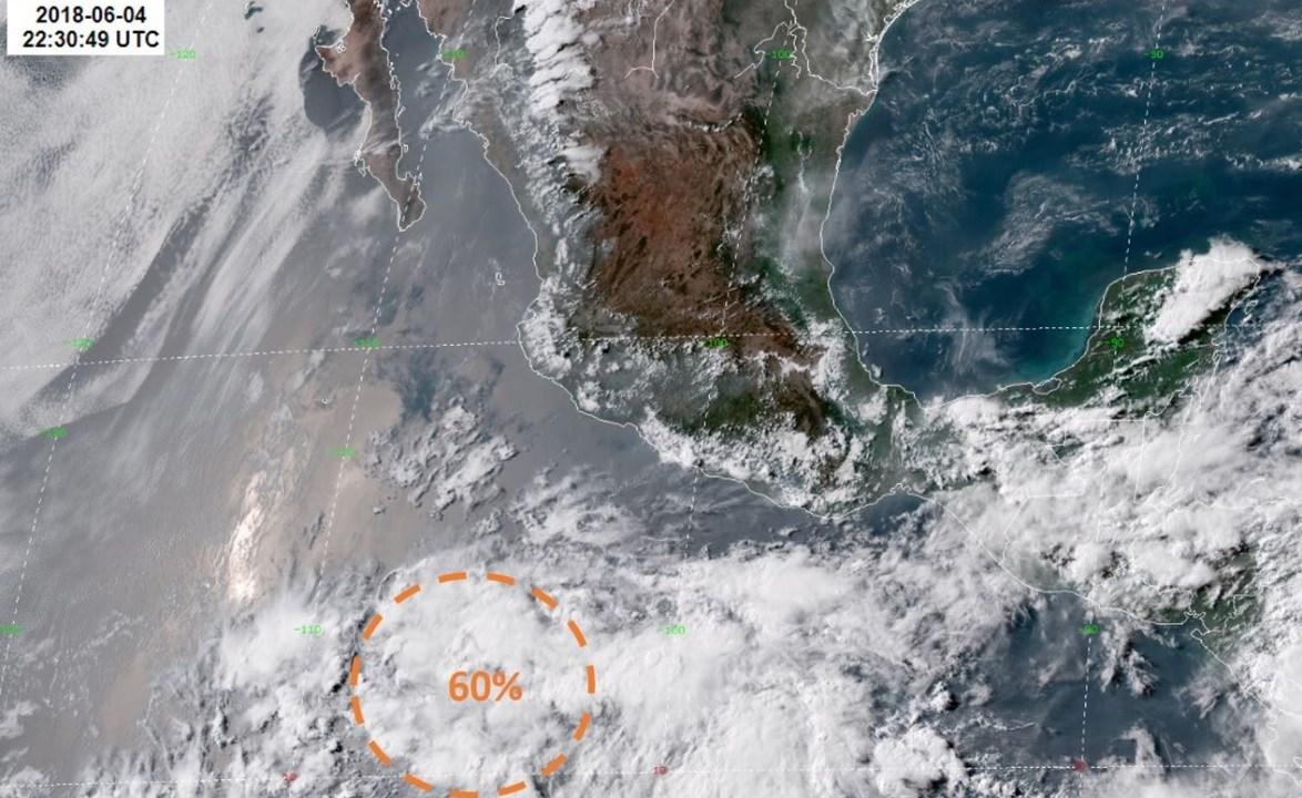 Vigilan desarrollo ciclónico en costas de Guerrero