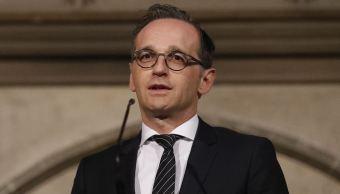 Alemania acusa a Trump de 'destruir la confianza'