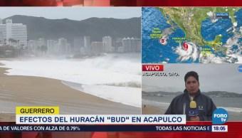 Huracán Bud Golpea Costa Guerrerense