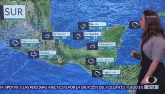 Huracán 'Bud' mantendrá efectos en occidente y centro de México