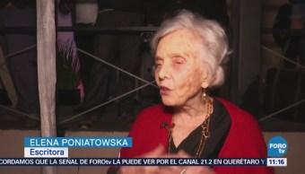 Inauguran Sede Fundación Elena Poniatowska Amor