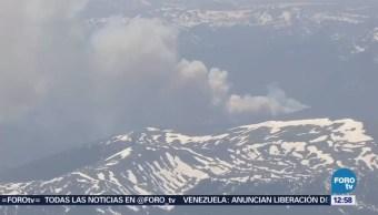 Incendio forestal en Colorado obliga a desalojar más de 3, 500 casas