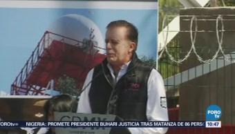 Inicia operaciones el radar meteorológico de la CDMX