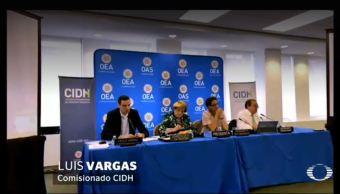Investigaciones Sin Celeridad En Caso Iguala CIDH