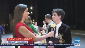 Isaac Hernández Conquista Prix Benois Danse