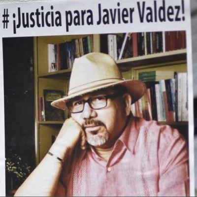 PGR cumplimenta orden de aprehensión contra presunto implicado en homicidio de Javier Valdez
