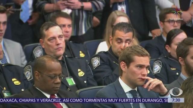 Jefes de Policía en EU piden dejar de separar a familias migrantes
