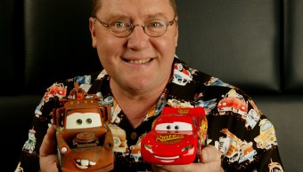 John Lasseter Pixar abandonará Disney acoso sexual