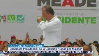 José Antonio Meade Estuvo Villahermosa Tabasco