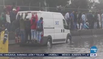 Unam Presenta Sistema Alerta Temprana Inundaciones