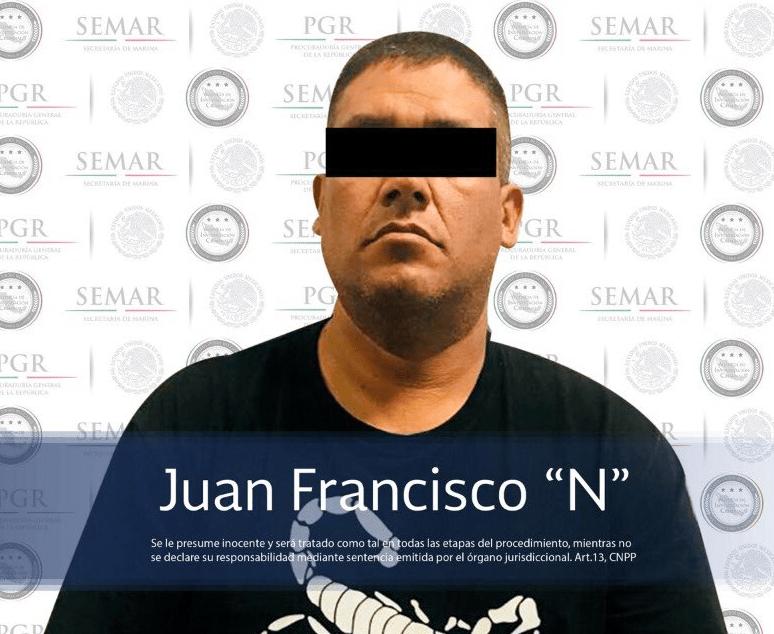 Detienen a 2 distribuidores de armas y drogas en Jalisco