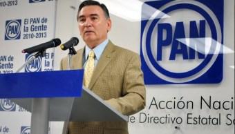 Detienen a Juan Valencia Durazo, exdirigente del PAN Sonora