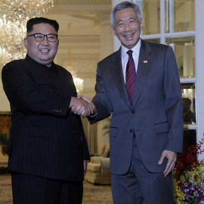 Kim Jong-un: El mundo entero está pendiente de cumbre histórica