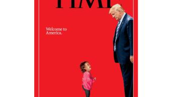 Bienvenidos a América, la desgarradora portada del Time