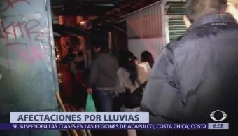 Continúan Sin Servicio Línea A Metro Cdmx Lluvias