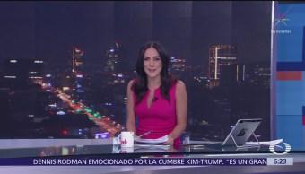 Las noticias, con Danielle Dithurbide: Programa del 12 de junio del 2018