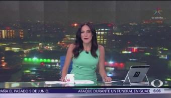 Las noticias, con Danielle Dithurbide: Programa del 14 de junio del 2018