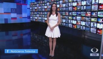Las noticias, con Danielle Dithurbide: Programa del 15 de junio del 2018