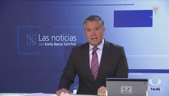 Las Noticias, con Karla Iberia: Programa del 4 de junio de 2018