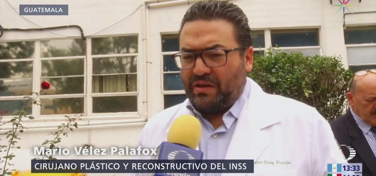 Médicos Mexicanos Atienden Guatemaltecos Tras Erupción