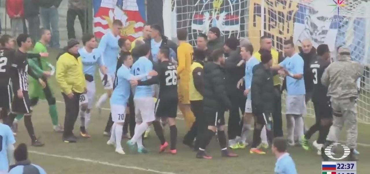 Fifa Buscará Frenar Violencia Copa Del Mundo