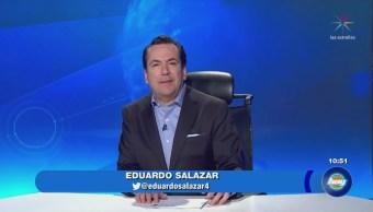 Las noticias con Lalo Salazar en Hoy