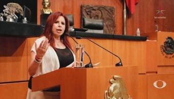 Layda Sansores Gastos Personales Cargo Senado