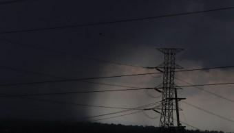 'Emilia' y la onda tropical 9 provocan tormentas y granizo en México