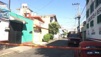 Localizan túnel y toma clandestina de combustible en casa de Azcapotzalco