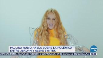 Paulina Rubio incursiona en el género
