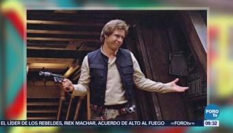 #LoEspectaculardeME: Subastan pistola de 'Han Solo' por 550 mil dólares
