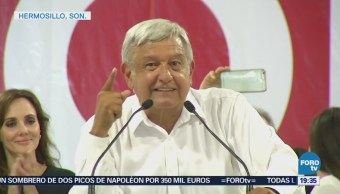 López Obrador Cierra Campaña Mexicali Chihuahua