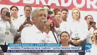 López Obrador Reacciona Política Migratoria Eu