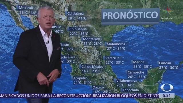Despierta Con Tiempo Tormentas Intensas Granizadas Occidente México