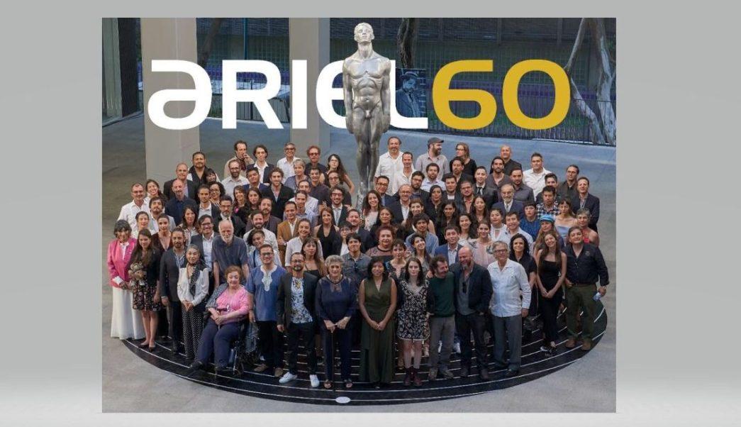 Nominados, expectantes a la 60 entrega de los Premios Ariel
