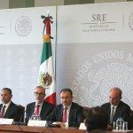 Tolerancia cero es cruel e inhumana, acusa Luis Videgaray