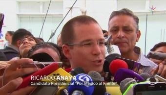 Anaya Critica Discurso Anticorrupción Amlo Campaña