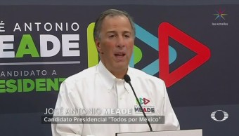 Meade Entusiasmado Tras Tercer Debate Presidencial