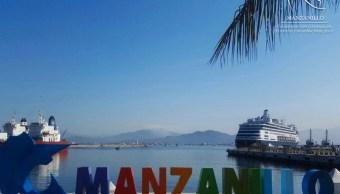 Muere turista ahogado por mar de fondo Manzanillo, Colima