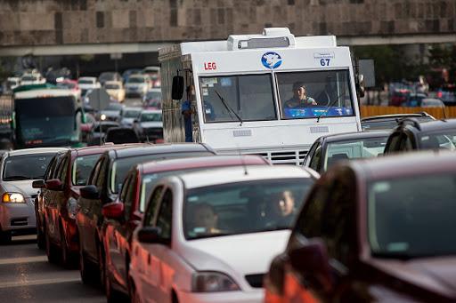 Caravana de 2 mil maestros de la CNTE va a la CDMX