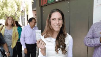 Mariana Boy propone ampliación de la Línea 7 del Metrobús