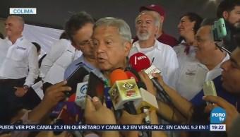 Andrés Manuel López Obrador Defiende Va Campaña