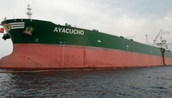 Más 24 millones barriles crudo estancados Venezuela