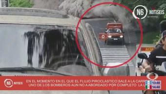 Más víctimas por Volcán de Fuego en Guatemala