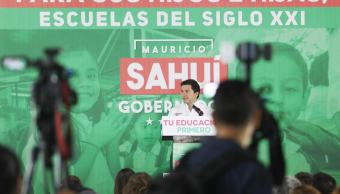 Mauricio Sahuí presenta proyecto educativo para Yucatán