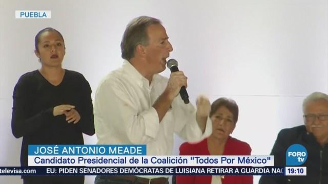 Meade Invita Defender Logros Antorcha Campesina