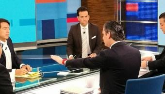 Reforma educativa y CNTE, mesa política en Despierta con Loret