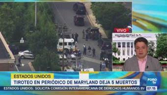 México entregará iniciativa OEA contra política migratoria
