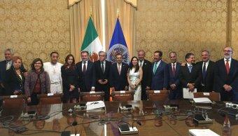 México presentará resolución en la OEA para condenar separación de familias